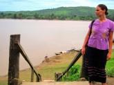 מסע על נהר האירוואדי בצפון בורמה